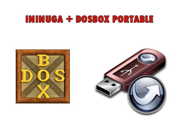 Ininuga + DosBox Portable